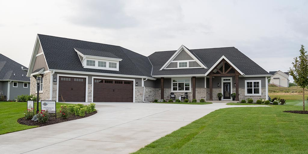 The Harper, Demlang's 2021 MBA Parade of Homes Model
